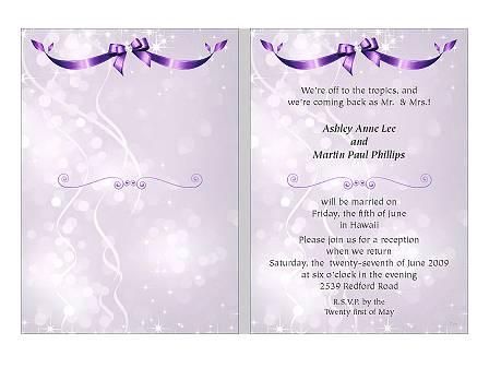 Invitation Card Design Services | Design Korner