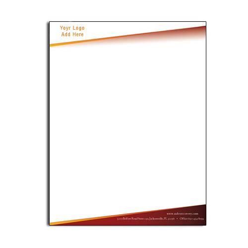 letterhead design business letterhead designs design korner